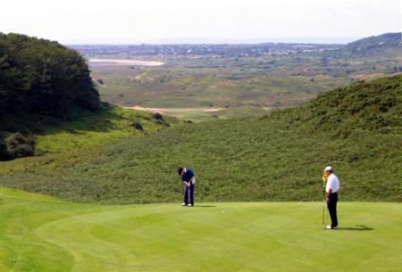 Southerndown Golf Club, Ogmore By Sea, Bridgeend